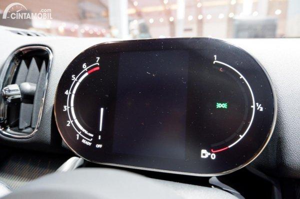 Foto Digital Cockpit MINI Cooper S Countryman 2021