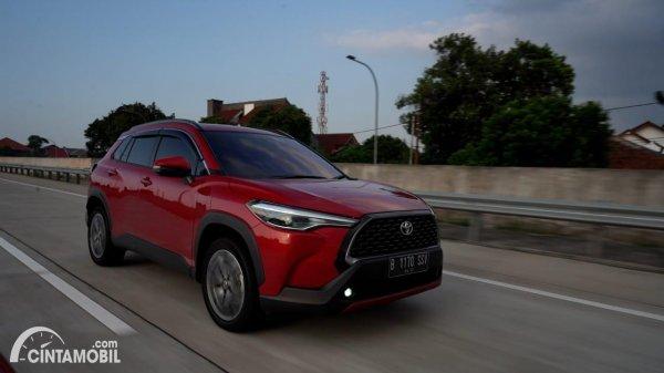 Foto Toyota Corolla Cross 1.8 Gasoline AT 2021