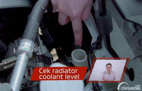 Tabung Reservoir Air Radiator