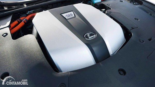 Powertrain Lexus LS500H yang akan dipakai Land Cruiser Hybrid