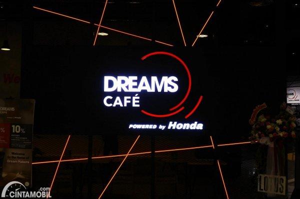 Honda Dreams Cafe, Tempat Nongkrong Baru Bernuansa VTEC
