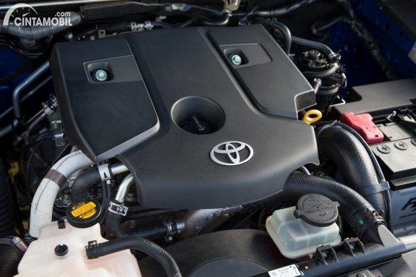 Mesin Toyota Fortuner