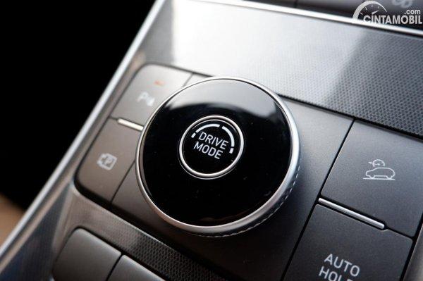 Foto drive mode Hyundai Santa Fe