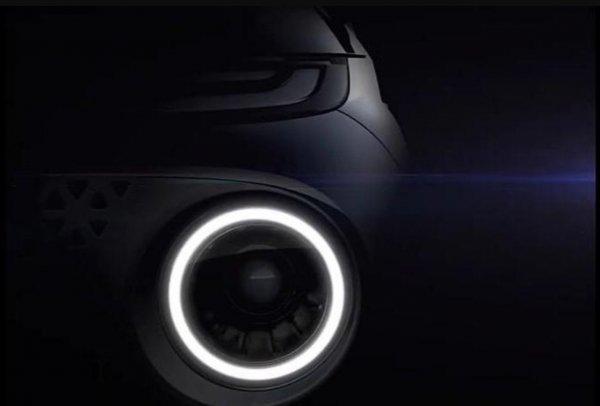 Gambar Teaser Hyundai AX1 micro SUV