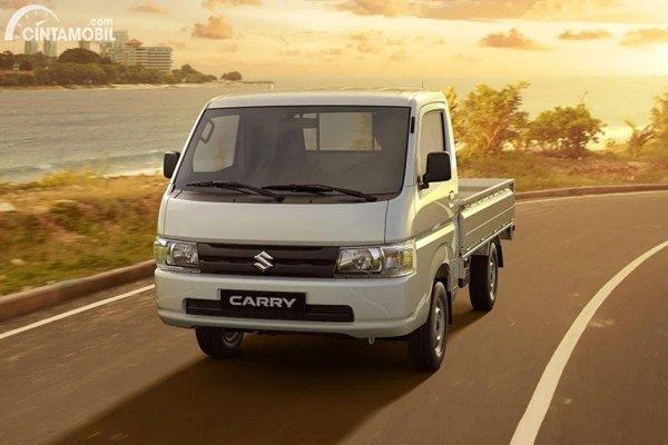 5 Pilihan Mobil Paling Mudah Diperbaiki Untuk Pemula 2021: Suzuki Carry