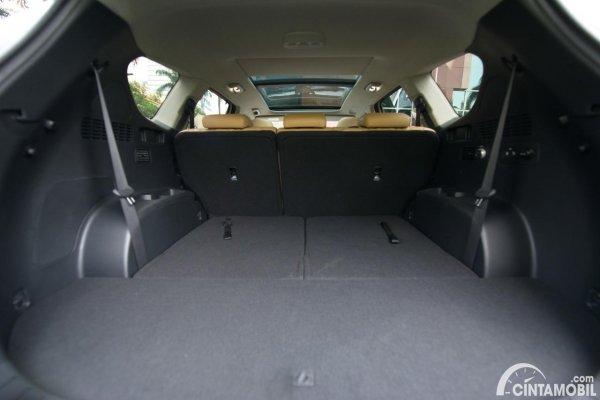 Foto bagasi Hyundai Santa Fe 22D Signature AT 2021