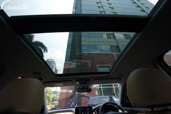 Foto panoramic Roof Hyundai Santa Fe 22D Signature AT 2021