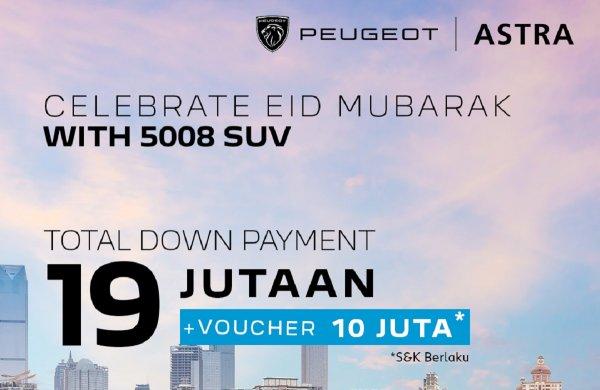 Gambar menunjukan Promo Peugeot