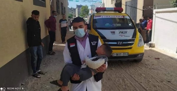 Gambar menunjukan Ambulans