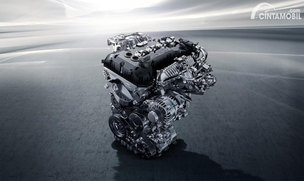 Gambar mesin generasi ketiga Chery