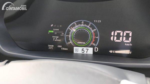 Foto panel instrumen Daihatsu Rocky 1.0 R ADS A.S.A CVT 2021