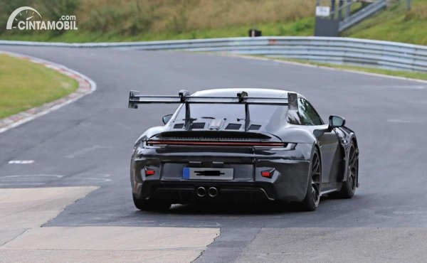 Gambar Porsche 911 GT3 RS