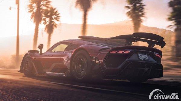 Gambar Mercedes-AMG ONE