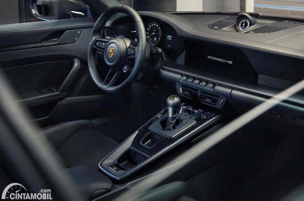 Gambar interior GT3 Touring