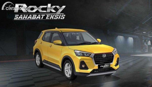 Gambar Daihatsu Rocky 1.2L X ADS 2021