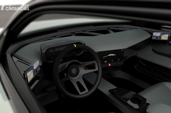 Gambar interior EL1