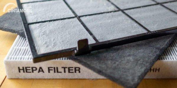 Gambar Hepa Filter