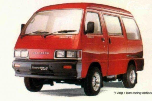 Gambar Daihatsu Zebra 1987