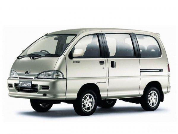 Gambar Daihatsu Zebra 2006