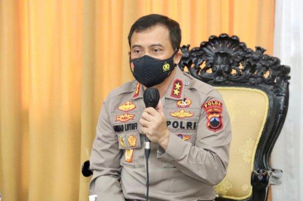 Foto Kapolda Jawa Tengah, Irjen Pol. Ahmad Luthfi