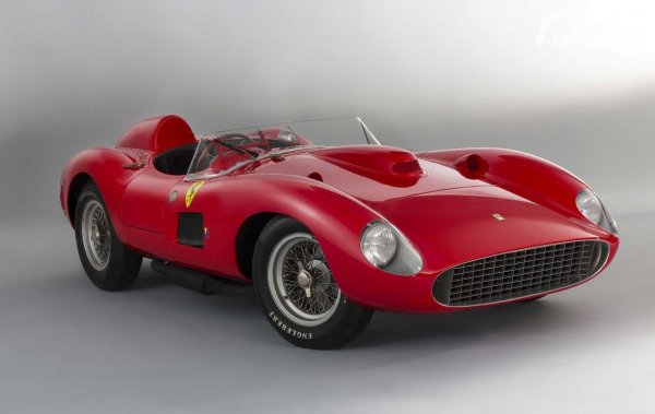 Gambar Ferrari 335 S