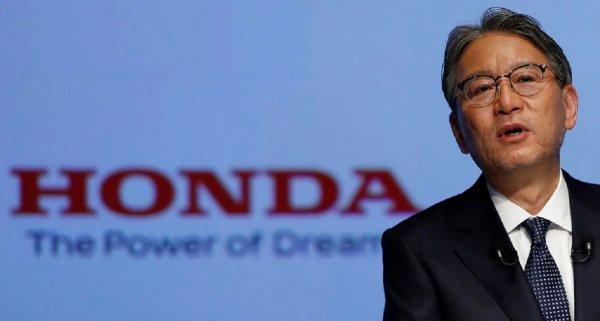 Gambar menunjukan Bos Honda