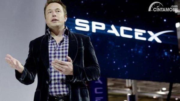 Gambar Elon Musk