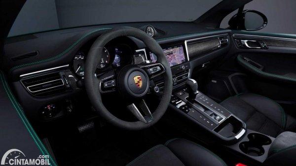 Gambar Interior Porsche Macan