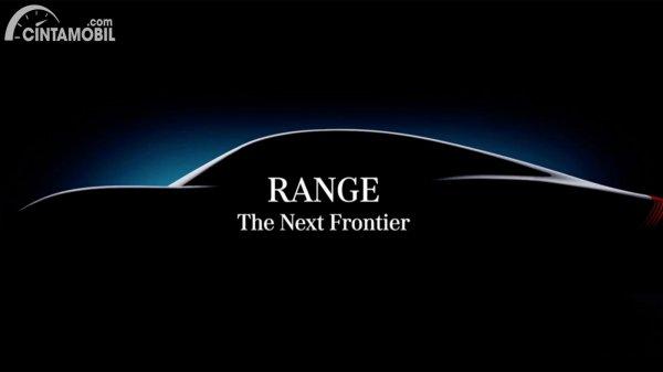 daya jangkau mobil listrik Mercedes-Benz terbaru