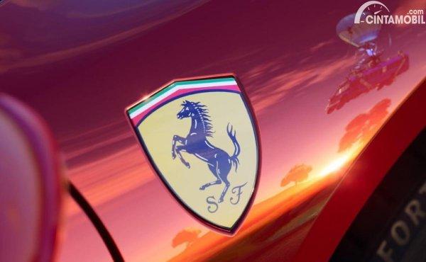 Gambar Ferrari x Fortnite