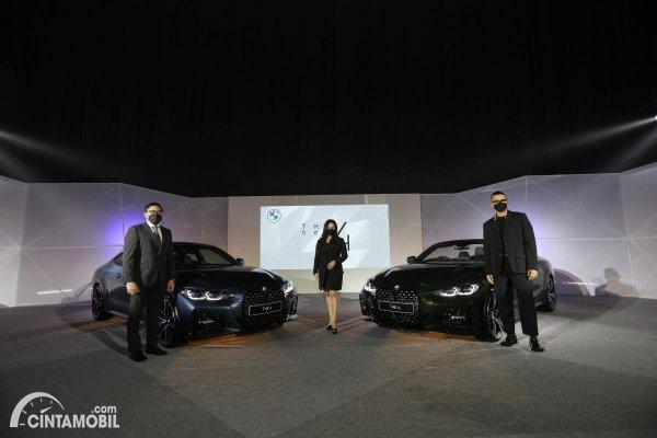 Gambar BMW Seri 4 Indonesia