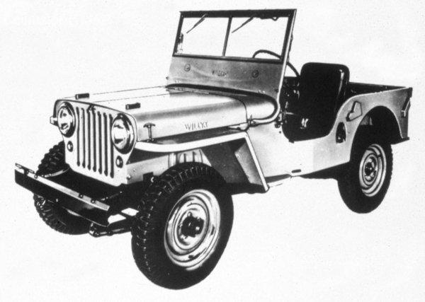 gambar jeep