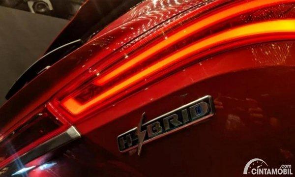 Gambar MG Hector Mild Hybrid