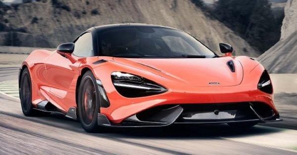 Penjualan McLaren