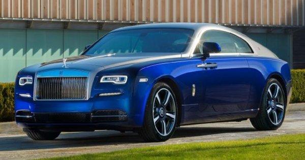 Mobil Rolls-Royce