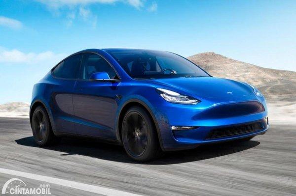 Gambar Tesla Model Y
