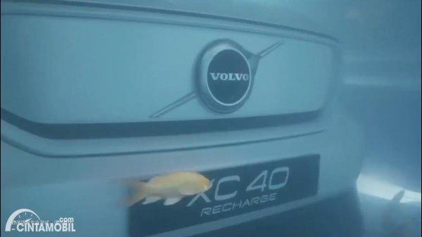 Gambar Volvo XC40 Recharge