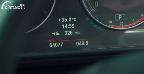km rendah