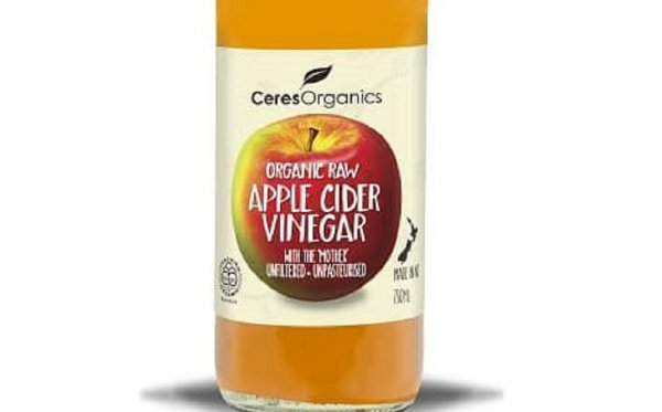 Gambar menunjukan Cuka apel