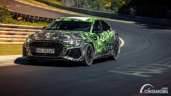 Gambar Audi RS3 Sedan