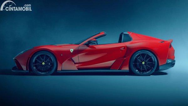Gambar Ferrari 812 GTS N-Largo
