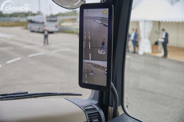 gambar mirror cam