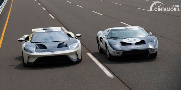 Gambar Ford GT '64 Heritage Edition