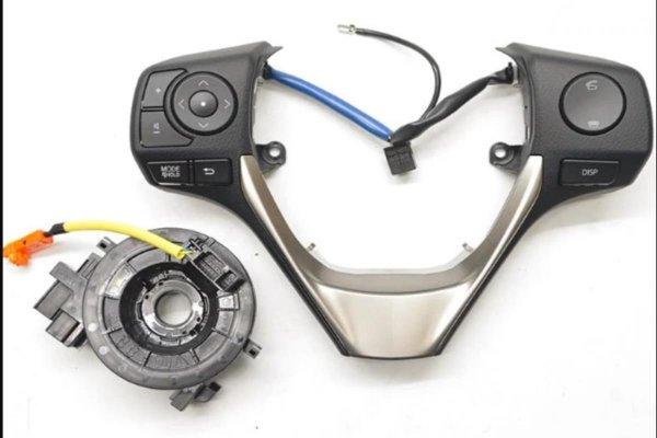 Steering Wheel Audio Control Volume