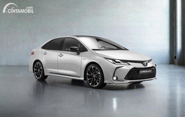 Toyota Corolla GR Sport di Eropa