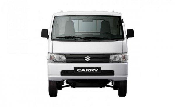 Tampilan depan Suzuki Carry Pick Up Export