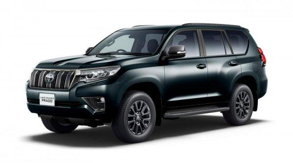 Gambar Toyota Prado