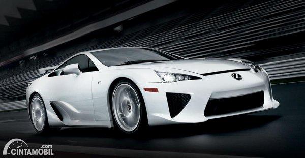 Gambar Lexus LFA