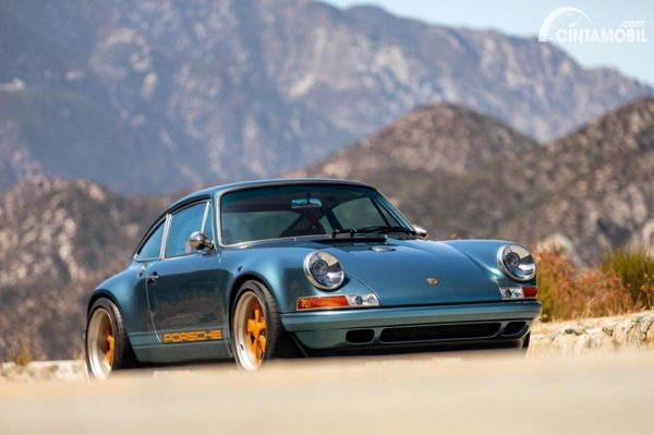 Gambar Porsche Singer