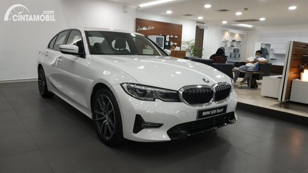 BMW 320 G20 2021
